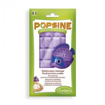 Eko-odlewy gipsowe Popsine fioletowy 110g, SentoSphere