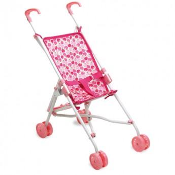 Spacerówka dla lalek wzór Jabłka, Petitcollin