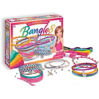 Bransoletki bangles do robienia dla dziewczyn, SentoSphere