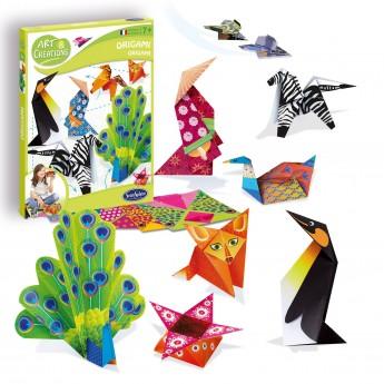 Origami zestaw dla dzieci, SentoSphere