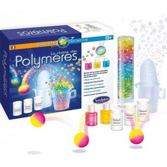 Eksperymenty dla dzieci Sztuczny Śnieg i Polimery, SentoSphere