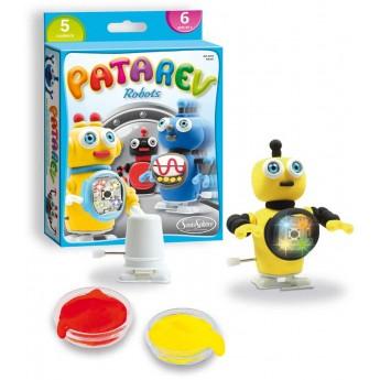 Nakręcane Roboty do robienia z Patarev, SentoSphere
