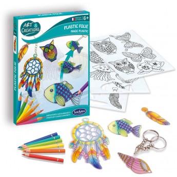 Magiczny Plastik zestaw kreatywny DIY, SentoSphere
