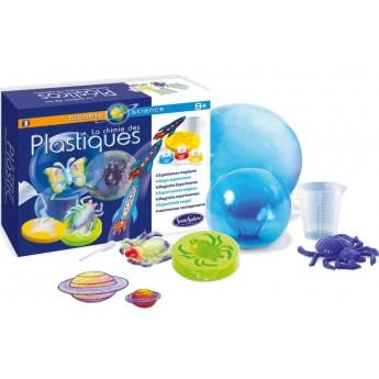 Eksperymenty z plastikami dla dzieci, SentoSphere
