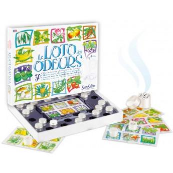 Lotto Zapachowe 30 zapachów gra sensoryczna, SentoSphere