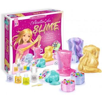 SentoSphere Slime z brokatem dla dziewczyn 146