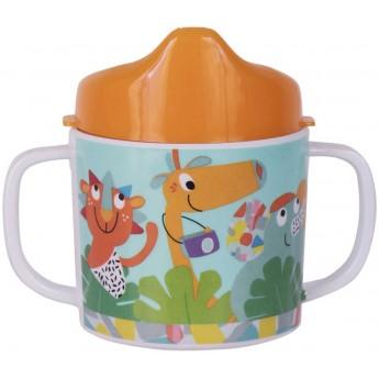 Kubek z dziubkiem dla niemowlaka Jungle Boogie, Ebulobo
