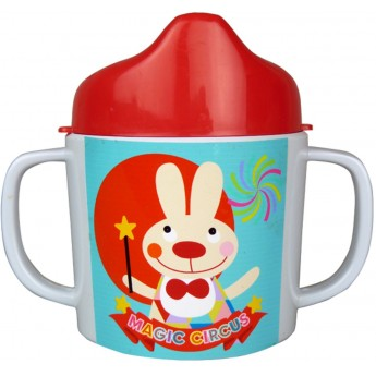 Kubek z dziubkiem dla niemowlaka Magic Circus, Ebulobo