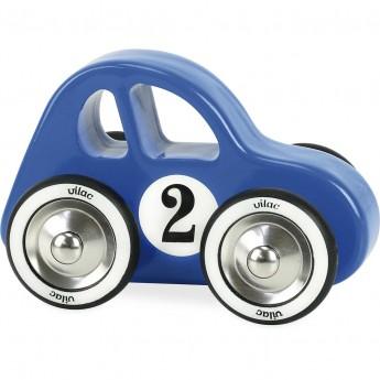 Vilac autko drewniane +2 Swing Car niebieski