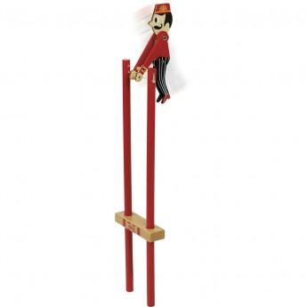 Vilac Treser Akrobata zabawka +3 kolor czerwony