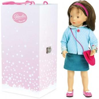 Lalka dla dzieci z akcesoriami 34cm Maelle by Sylvia Natterer, Petitcollin