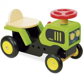 Vilac jeździk drewniany Traktorek