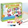 Eko-odlewy gipsowe Alfabet Popsine dla 7 latka, SentoSphere