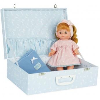Petitcollin lalka Zosia 28 cm w walizce z akcesoriami