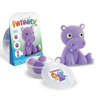 Hipopotam z masy plastycznej Patarev do robienia +5, SentoSphere
