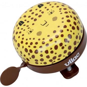 Vilac dzwonek rowerowy dla dzieci żółty by Suzy Ultman