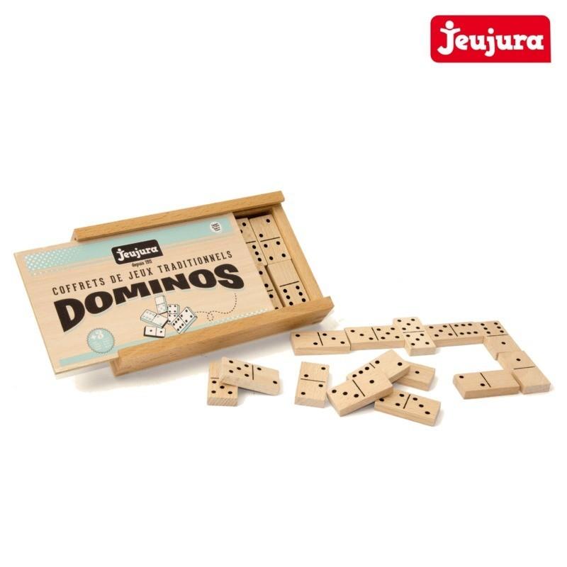 Domino w pudełku seria Tradition, Jeujura