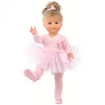 Lalka dla dzieci Marie-Francoise 40cm strój Baletnicy, Petitcollin