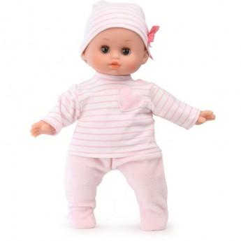 Bobas 28cm w piżamce Słodkie Sny, Petitcollin