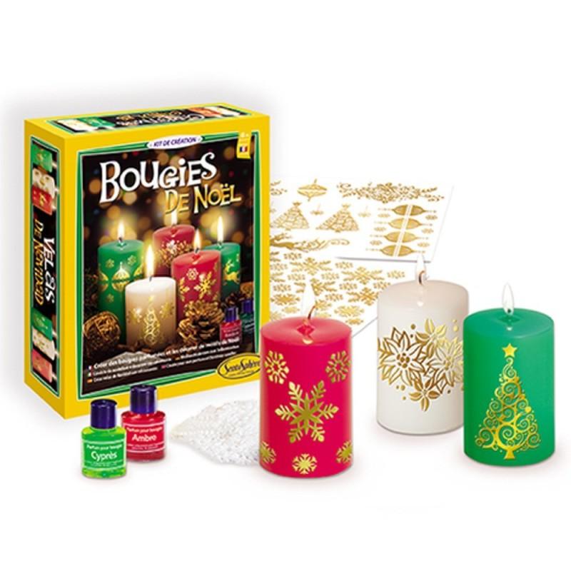 Zapachowe Świece Świąteczne, SentoSphere
